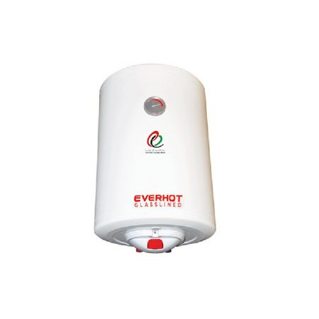 Vertical GlassLined Electric Water Heater, 50 Litres | EVERHOT