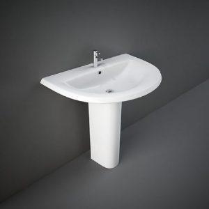 Wash Basin | Pedestal White | JUMEIRAH RAK -