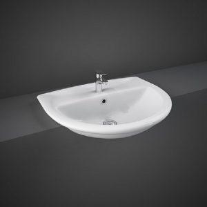 Wash Basin | Semi Recessed | Karla Rak | Rak Ceramics -