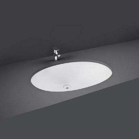 Wash Basin | Under Counter White | RAK ROSA