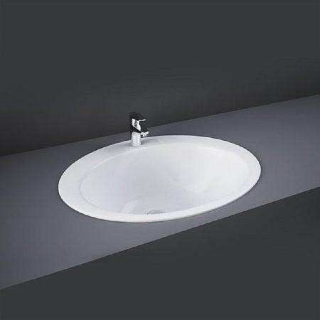 Wash Basin | Drop In White | RAK JESSICA