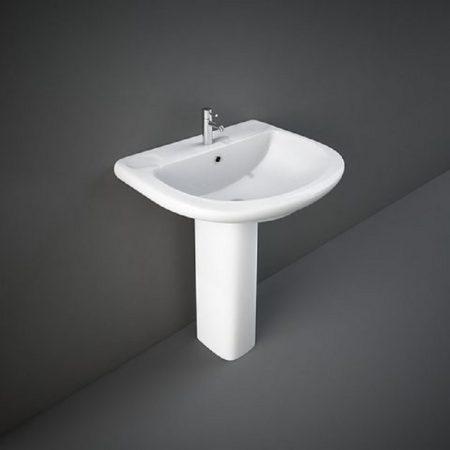 Wash Basin | Pedestal White | ORIENT RAK