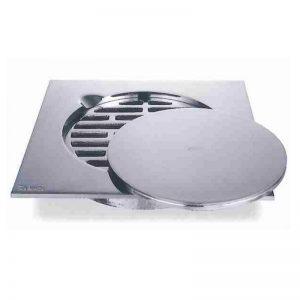 Floor Drain Chrome Plated Cover Type Connection |Oscar -