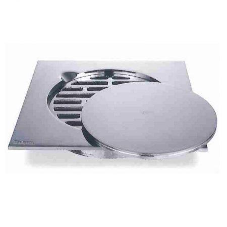 Floor Drain Chrome Plated Cover Type Connection |Oscar