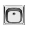 Profondo (44X47) 1B Undermount Stainless Steel Sink | PYRAMIS