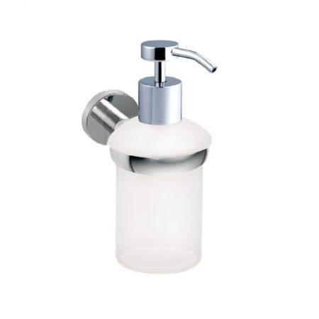Wall Mounted Soap Dispenser (Glass) | KLUDI RAK