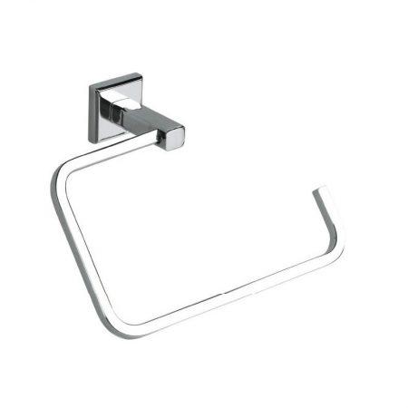 Harmony Brass Towel Ring (Rectangular)   KLUDI RAK