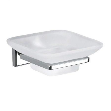 HARMONY Brass Soap Dish, Glass | KLUDI RAK