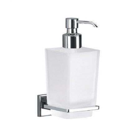 HARMONY Wall Mounted Soap Dispenser (Glass)   KLUDI RAK