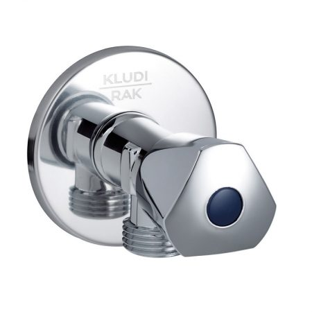 Brass angle valve 0.5 Inch |Kludi Rak