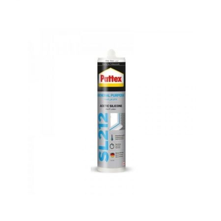 PATTEX-Silicone General Purpose White, 280ml