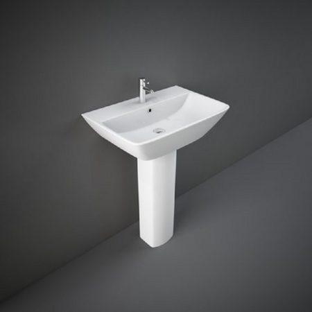 Wash Basin | Pedestal White | SUMMIT  RAK