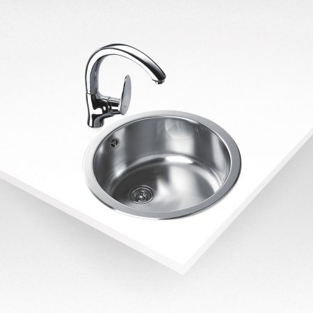 ERC 1B Inset Stainless Steel Sink | TEKA