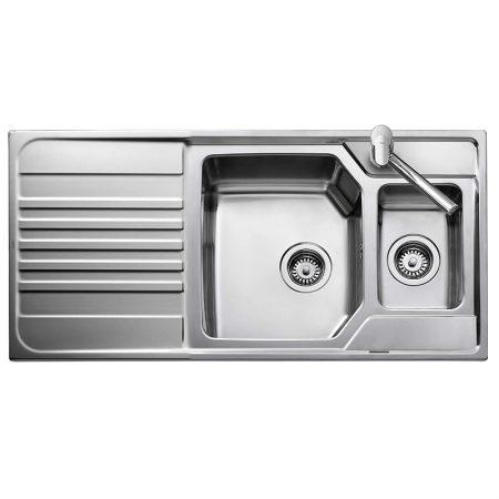 Premium Inset Stainless Steel Sink   TEKA