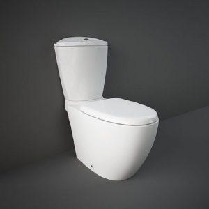 EWC Complete White | Venice Rak Ceramics 725 X 360 MM -