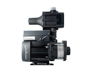 Water Pump GRUNDFOS Horizontal Multistage Centrifugal 1HP CM5-3 Pump with Pressure Control -