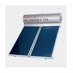SOLAR WATER HEATER 300 LITRES | EUROSTAR THERMOSYPHON -