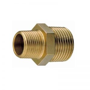 Brass Nipple -