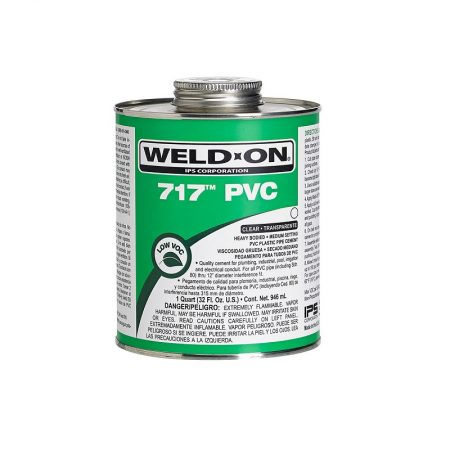 Weldon Glue 717 PVC