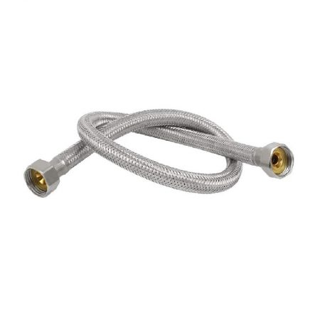 Water Heater Plumbing Flexible Hose Pipes 1/2 x 1/2 inch