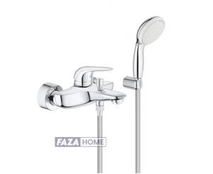 Grohe Eurostyle Single-Lever Bath Mixer 1/2″, 2372930A -