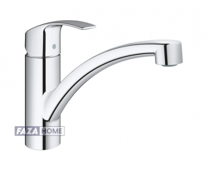 Grohe Eurosmart 2015 Ohm Sink Low Spout -33281002 – Silver -