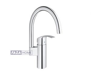 Grohe Eurosmart Single-Lever Sink Mixer 1/2″, 33202002 -