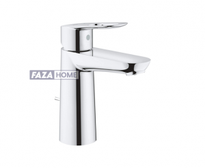 Grohe Bauloop Single-Lever Basin Mixer 1/2″ M-Size, 23762000 -