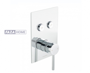 M-Line Diffusion 2 Outlet Shower Mixer -