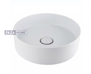 Revolution Round Countertop Wash Basin -