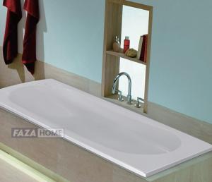 Sanitech Standard Acrylic Bathtub 160×70 cm -