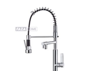 Professional Kitchen Mixer Teka with spout to fill recipients -