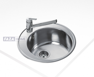 Inset Stainless Steel Sink One bowl -