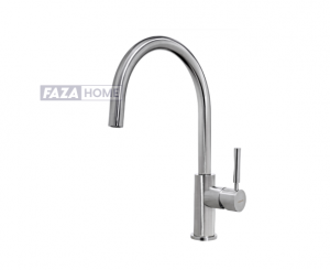 Stainless Steel Kitchen Teka Tap Mixer with high swivel spout -