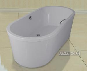 SANITECH AVEO ACRYLIC BATHTUB 190 x 90 cm -