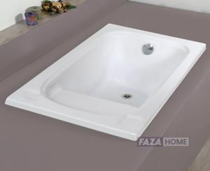 SANITECH BABY BATH ACRYLIC BATHTUB 120 X 70 cm -