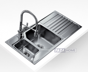 Inset Stainless Steel Sink Teka -