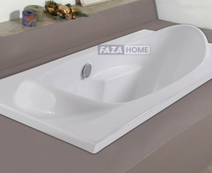 Sanitech MONICA ACRYLIC BATHTUB 189×104 cm -