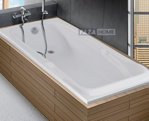 SANITECH MARINA ACRYLIC BATHTUB 182 X 92 cm -